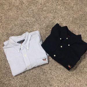 2 American Living Long Sleeve Shirts